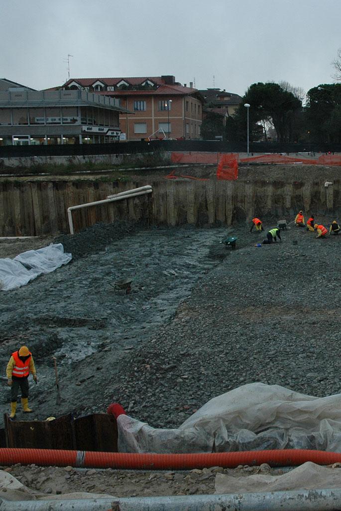 Assistenza agli scavi - Cesena - Akanthos Srl