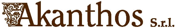 logo akanthos sfondo trasparente